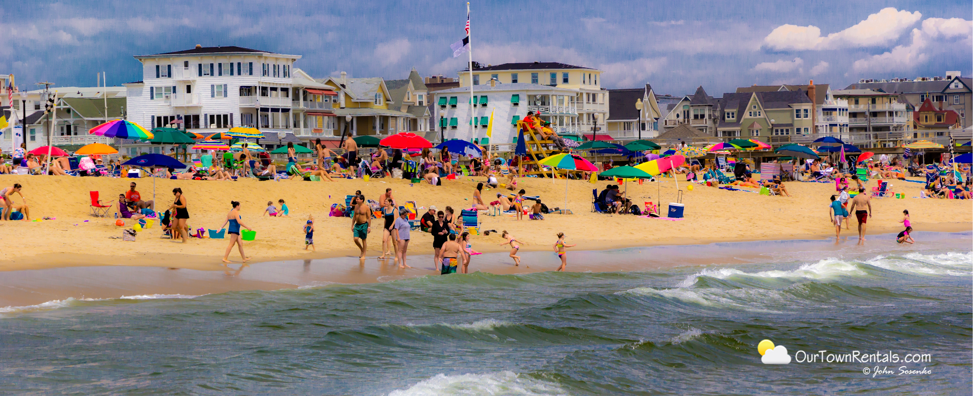 BOOK DIRECT & SAVE - NO COMMISSIONS! - NO BOOKING FEES! - JERSEY SHORE VACATION RENTALS