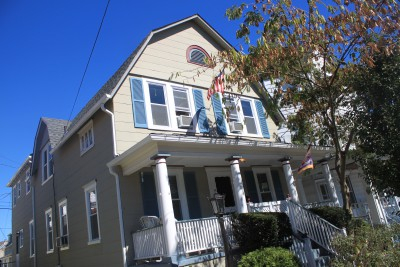 Ocean Grove 3 Bed-Sleeps 6 WiFi & Central Air-Winter Rental Available