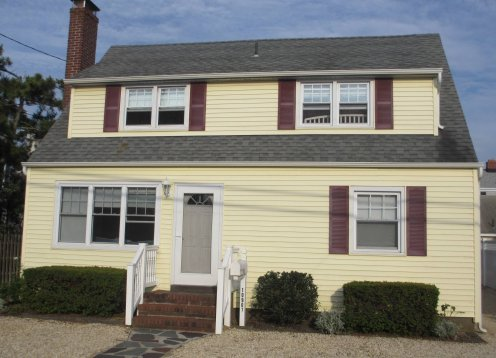 LBI Haven Beach, NJ Vacation Duplex House Rental