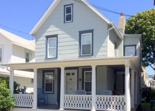 Ocean Grove Weekly Rentals 4 BR House Near Beach!