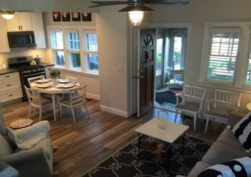The Cottage Home Vacation Rental in Ocean Grove