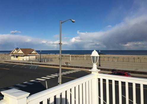 Ocean Front Condo Bradley Beach Summer  Winter Rental