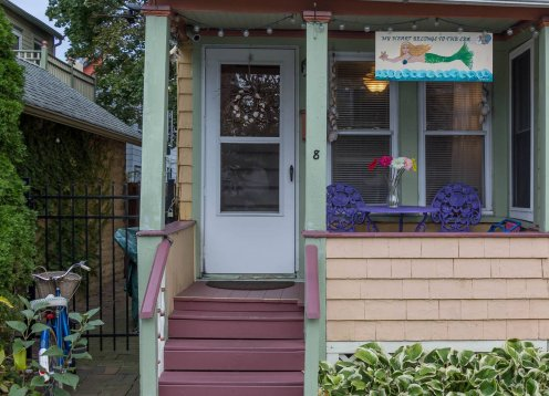 Charming Ocean Grove 2 BR Cozy Beach Cottage