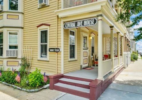 Ocean Grove, NJ, Rent out your own Historic B&B Inn! 14 Bdrms