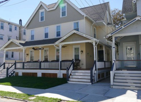 Ocean Grove Rent Beautiful Family-Friendly 5 BR 3 BA 1 block to beach!