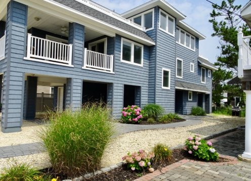 LBI - Beach Haven Rental Large House with Ocean Views Sleeps 12