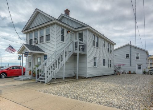 Seaside Park Summer Rental with Ocean View