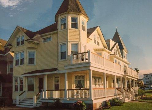 Ocean Grove, NJ: Large Ocean-Front Home for Rent in 2020