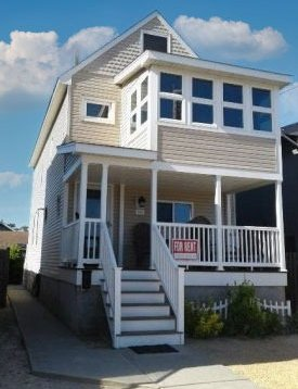 Lavallette Beach Block House, 4 Bedrooms, 3 Baths, Sleeps 8